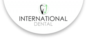 international dental logo
