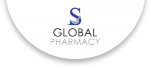 global pharmacy logo